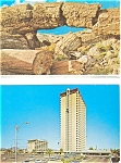 Click here to enlarge image and see more about item p2987: Arizona Postcard Lot of 2