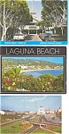 Click here to enlarge image and see more about item p2990: California Postcards Lot of 5 p2990
