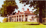 Mount Vernon Home of George Washington
