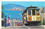 Hyde Street Cable Car, San Francisco CA