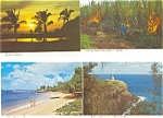 Click here to enlarge image and see more about item p3008: Hawaii Postcard Lot of 12