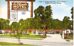 La Floresta Motel, Near Daytona Beach, FL