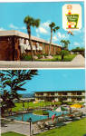 Holiday Inn Titusville FL Postcard p30303