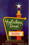 Click here to enlarge image and see more about item p30304: Holiday Inn, Ft. Madison, Iowa