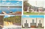 Michigan Views Postcard  Lot 6