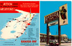 Ramada Inn, Cocoa Beach, Map of Florida