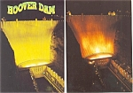 Click here to enlarge image and see more about item p3042:  Hoover Dam Postcard  Lot 4