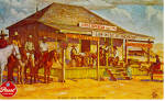 Click here to enlarge image and see more about item p30473: Original Farm Stand, Knott s Berry Farm p30473
