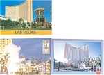 Click here to enlarge image and see more about item p3052: Treasure Island Las Vegas NV Postcard  Lot 3
