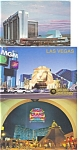 Click here to enlarge image and see more about item p3055: MGM Grand  Las Vegas NV  Postcard  Lot 3