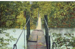 Swinging Bridge, York, PA