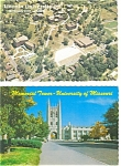 Missouri Universities  Postcard  Lot 2