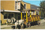 Skagway Hack Welsh Pony Drawn Vehicle AK p30700