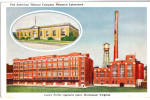 Click here to enlarge image and see more about item p30847: Lucky Strike Cigarette Plant Richmond Virginia p30847