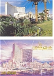 Click here to enlarge image and see more about item p3087: Monte Carlo Casino Las Vegas NV Postcards p3087   Lot of 2