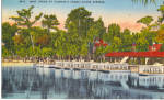 Click here to enlarge image and see more about item p30900: Boat Docks, Silver Springs, Florida