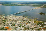 Caloosahatchee  River Bridge, Ft Myers, Florida