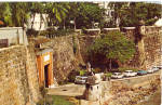 Click here to enlarge image and see more about item p30933: San Juan Gate, Old City, San Juan, Puerto Rico