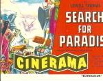 Cinerrama, Search for Paradise, Lowell Thomas
