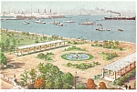 Click here to enlarge image and see more about item p3111: The Hotel New Grand Akita Japan Postcard