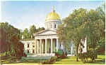 Vermont State Capitol Montpelier Postcard p3117
