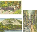 New Hampshire Franconia Notch Postcards p3125  Lot 3