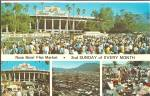 Click here to enlarge image and see more about item p31591: Rose Bowl Flea Market, Pasadena, California