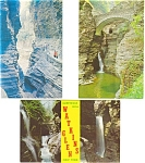 Click here to enlarge image and see more about item p3165: Watkins Glenn NY Postcard Lot 3 p3165