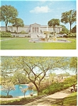 Click here to enlarge image and see more about item p3229: Cleveland OH Museum Postcard Lot of 2