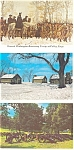 Click to view larger image of Valley Forge National Park Postcard Lot of 5 (Image1)