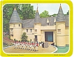 Busch Gardens Three Musketeers Postcard