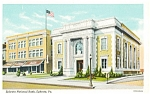Ephrata PA National Bank Postcard p3266