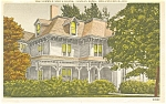 Click here to enlarge image and see more about item p3326: Independence Missouri Truman Home Postcard