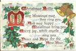Click to view larger image of Raphael Tuck Yuletide Series  1907 Postcard p33458 (Image1)
