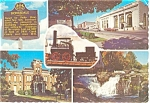 Honesdale PA Stourbridge Lion  Postcard