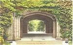 Pembroke Arch, Bryn Mawr PA  Postcard