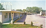 Motel Emporia, Emporia Virginia Postcard