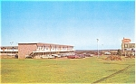 Wandlyn Motor Inn Moncton NB Postcard