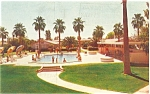 Click here to enlarge image and see more about item p3535: Arizona Ambassador Motel Phoenix Pcard