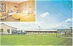 Tuscarora Motor Inn, PA Postcard