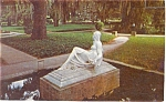 Click here to enlarge image and see more about item p3590: Brookgreen Gardens SC Postcard