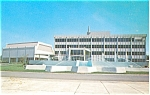 Click here to enlarge image and see more about item p3596: Church of God Office Building TN Postcard
