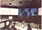 NASA STS-7 Mission Control  Postcard