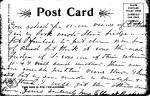 Click to view larger image of Hartford CT Elizabeth Park postcard p36444 (Image2)