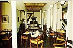 Waterwheel Restaurant Virginia  Postcard p3646