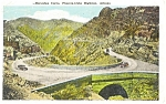 Click here to enlarge image and see more about item p3652: Horseshoe Curve Phoenix Arizona  Postcard p3652