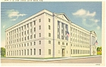 Click here to enlarge image and see more about item p3656: Post Office Little Rock AR Postcard