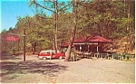 Hot Springs Park Arkansas Postcard