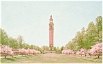 Virginia War Memorial Richmond, VA Postcard