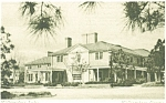 Williamsburg Lodge Virginia Postcard